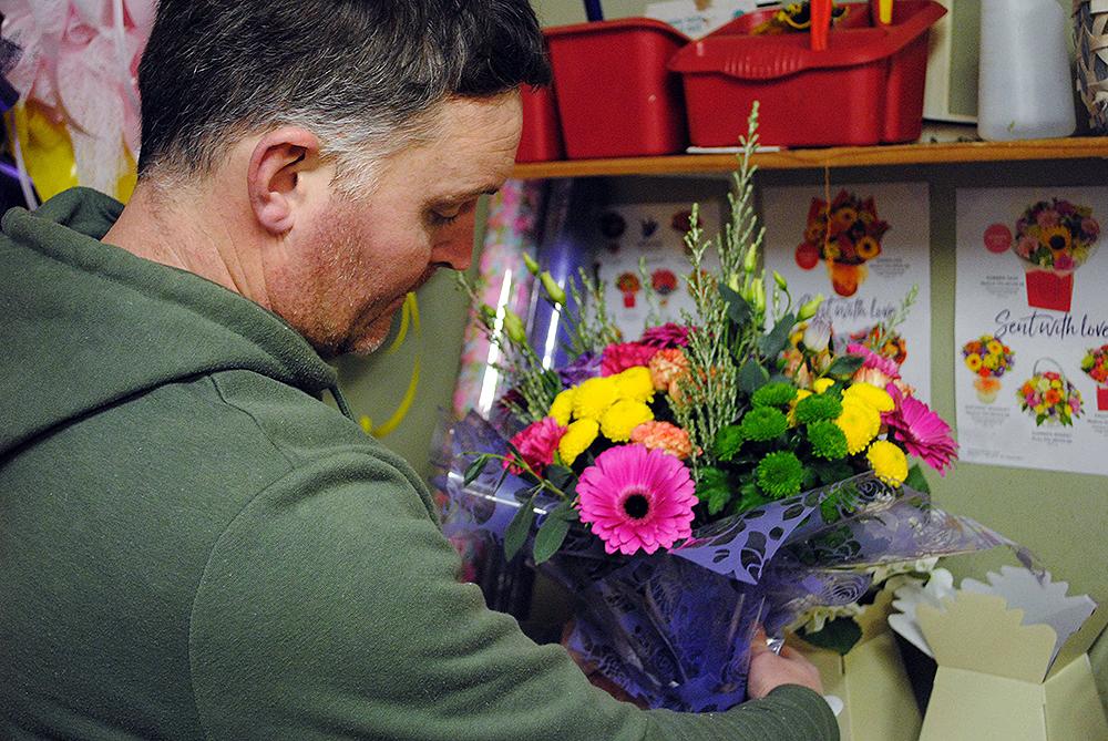 Alan Brady - Blooms Florist Killarney